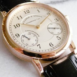 A. Lange & Sohne - 1815 Up and Down(18K Pink Gold)