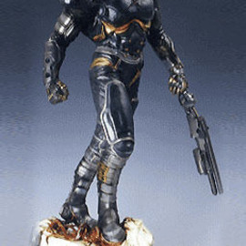 Fewture Models - 1/6 HAKAIDER Statue Resin ver. by 竹谷隆之