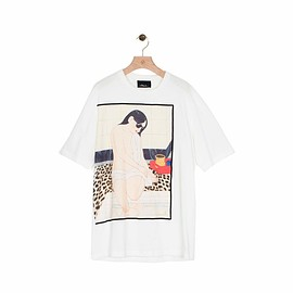 DOLMAN SLEEVES S/S SHIRT (IN/BE)