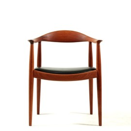 Hans Wegner Rare JH-513 Conference Chair