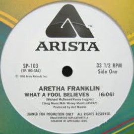 Aretha Franklin - What A Fool Believes