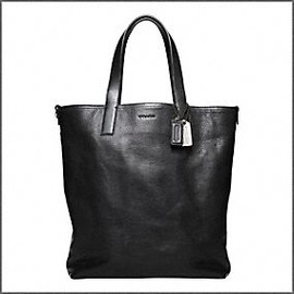 COACH - BLEECKER LEGACY LEATHER REVERSIBLE EMBOSSED TOTE