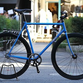 CINELLI - GAZZETTA 2012 BLUE