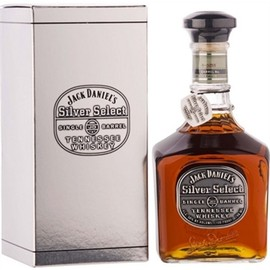 JACK DANIEL'S - Silver Select Tennessee whiskey, 0.75l