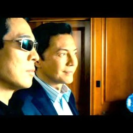Photo of Jet Li from Rogue Assassin (2007) with John Lone