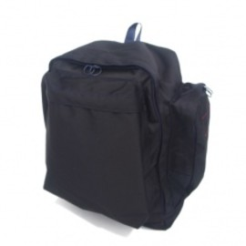 W.Z.SAC - 'CHARGER'Back Pack BLACK
