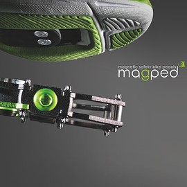 magped GmbH - THE MAGPED PEDAL