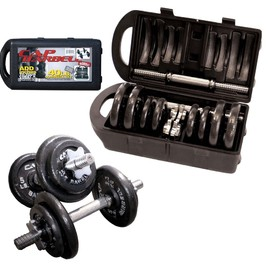 Cap Barbell - Dumbbell Set