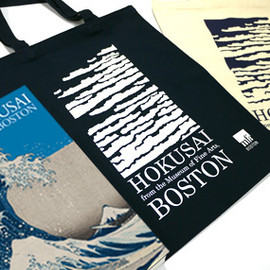 The Mueum of Fine Arts, Boston - Hokusai Tote
