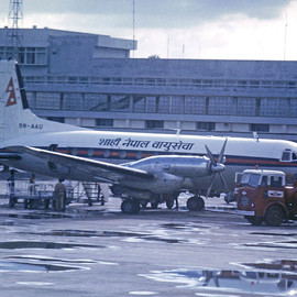Royal Nepal Airlines - Royal Nepal Airlines Hawker Siddeley HS 748
