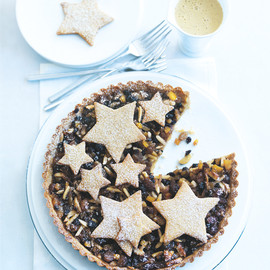 donna hay - spiced brown sugar mince pie