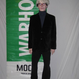 Andy Warhol - Life size doll