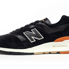"new balance - M997 ""GREAT AMERICAN NOVELS"" ""made in U.S.A."" ""LIMITED EDITION"""