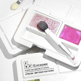 "資生堂 FSP - ""12: EYE DESIGNING"" - FSP(FREE SOUL PICCADILLY) by SHISEIDO 