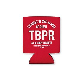 TBPR - TBPR LOGO COOZIE (Red)
