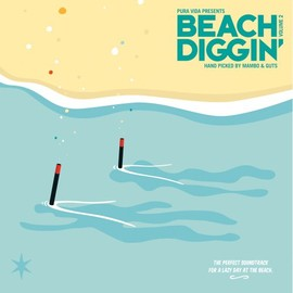 Various Artists - Beach Diggin Vol. 2 By Guts & Mambo