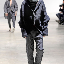 Lanvin - Knit coat