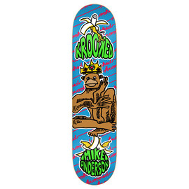"KROOKED - MONKING ""Mike Anderson"" (7.9×31.3)"