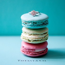 Tiffany & Co. - Macarons
