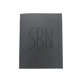 Noritake - SBN(Super Binding Notebook)  [black]