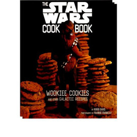 Robin Davis - Wookiee Cookies: A STAR WARS Cookbook