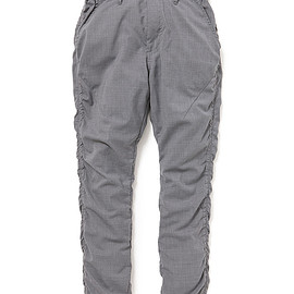 nonnative - ADVENTURER EASY RIB PANTS TAPERED FIT W/P TROPICAL STRETCH