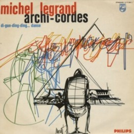 Michel legrand - Michel Legrand (ミシェル・ルグラン) - Archi-Cordes (Original) ( LP)