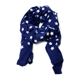 UCS TRADEMARKS - MODAL STAR PRINTED SCARF