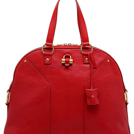 Yves Saint Laurent  -  Cruise Bags RED