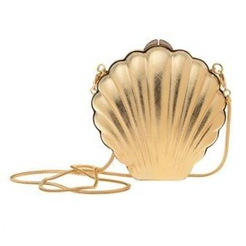 LANVIN - Art Deco Shell Clutch