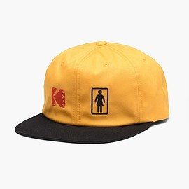 Girl Skateboards, Kodak - OG Cap