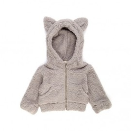 TALC - imitation fur sweatshirt