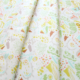 Art Gallery Fabrics - Winged Mimicry Beryl