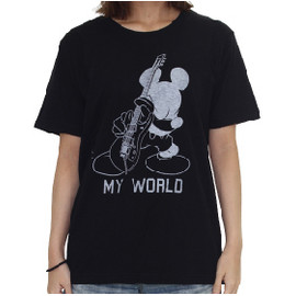 Disney - the band apart × Disney kawasaki model