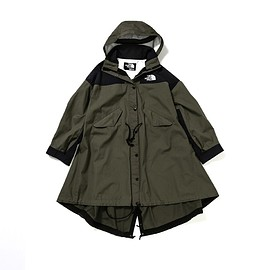 sacai × the north face - Sacai x The North Face Women's Long Coat (Khaki)
