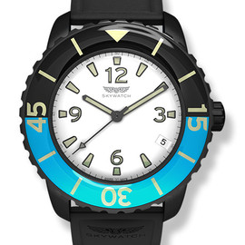 skywatch - Black & Blue - 3 Hand