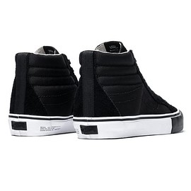 VANS VAULT, HAVEN - SK8 HI VLT LX - Black