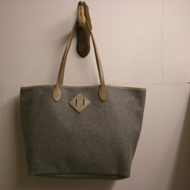 B印 YOSHIDA - foot the coacher×PORTER 12AW TOTE BAG