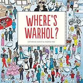 Catharine Ingram, Andrew Rae - Where's Warhol?