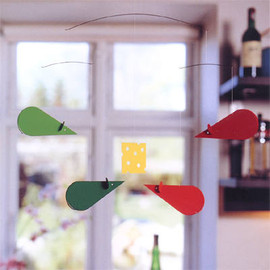 Flensted Mobiles - Cheese Mice