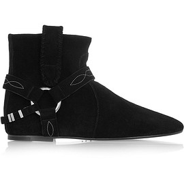 Isabel Marant - Étoile Ralf suede ankle boots