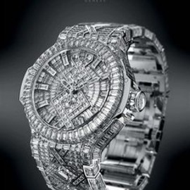 Hublot - Hublot - 5 Million Dollar Big Bang