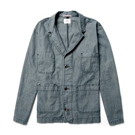 Apolis - Standard Issue Chambray Service Blazer
