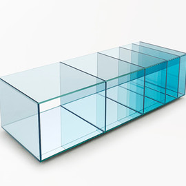 glas italia - deep-sea table/ nendo
