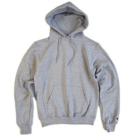 Champion (USA) - ECO FLEECE Authentic Hooded Pullover