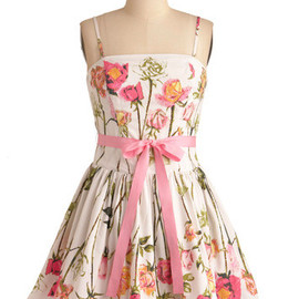 BETSEY JOHNSON - Antique Rose Dress