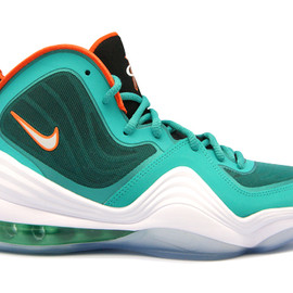 "Nike - Air Penny 5 ""Miami Dolphins"""