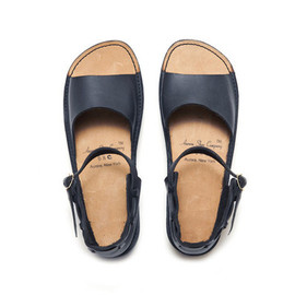 Aurora Shoes - New Mexican - NAVY