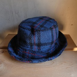 "PHINGERIN - PORK PIE HAT PILE ""CHECK"""