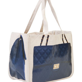 Together Bags トートバッグ (Blue)